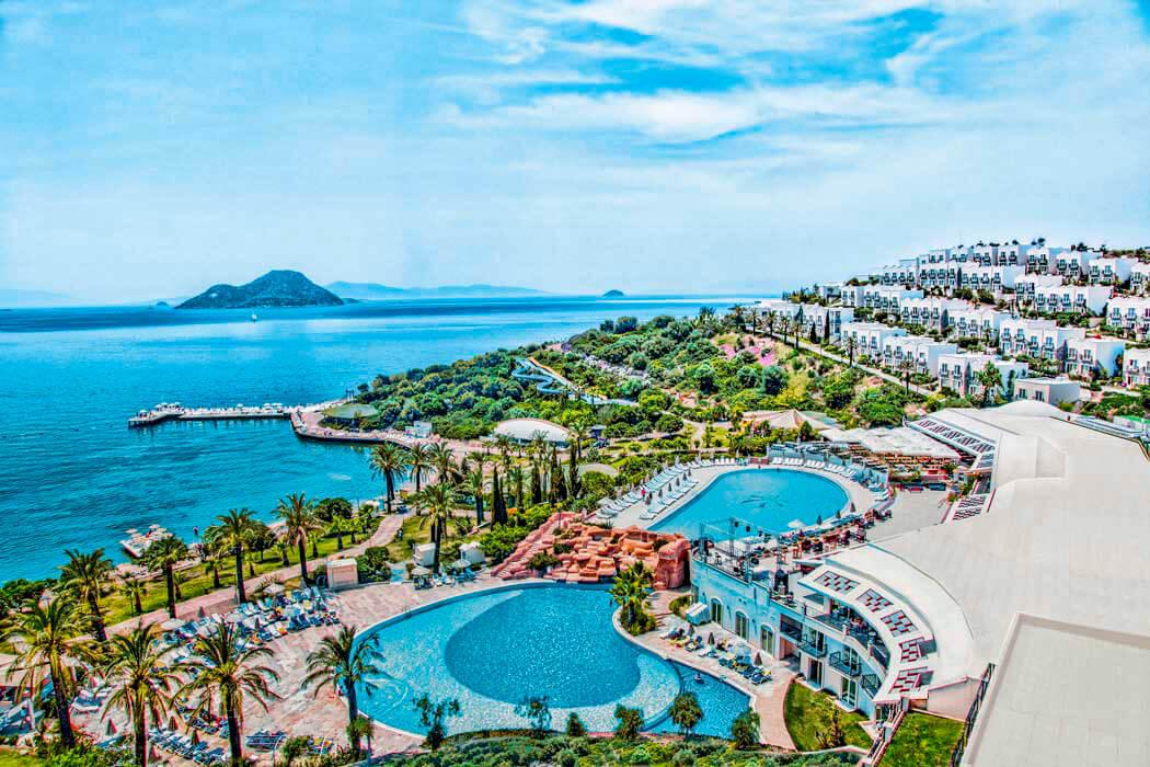Yasmin Bodrum Resort Turcja Bodrum