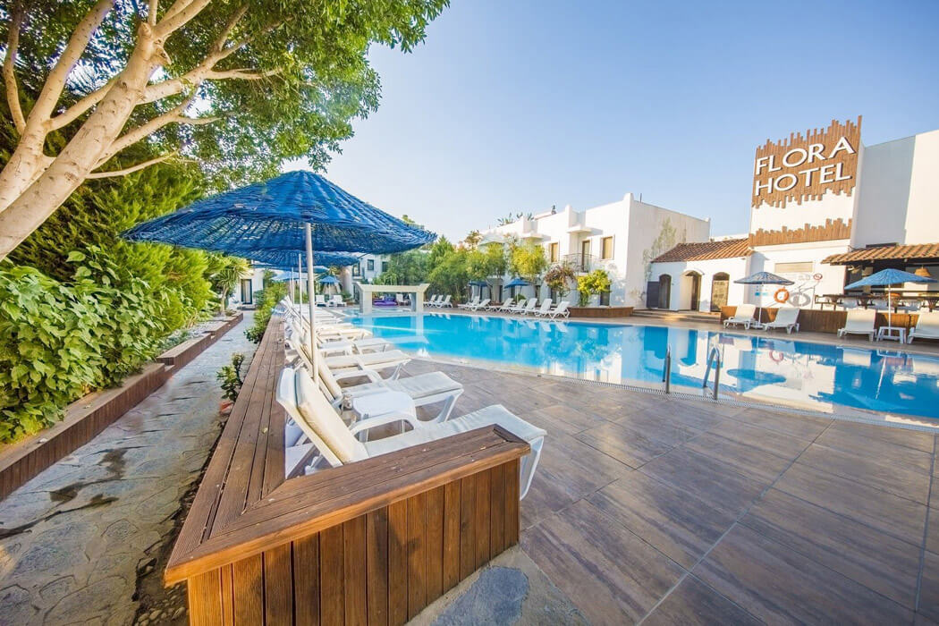 FLORA HOTEL Turcja Bodrum