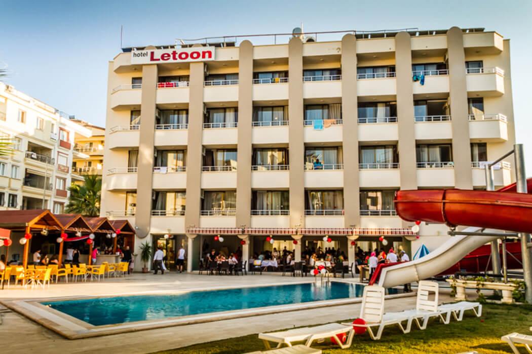 Letoon  Turcja Didim