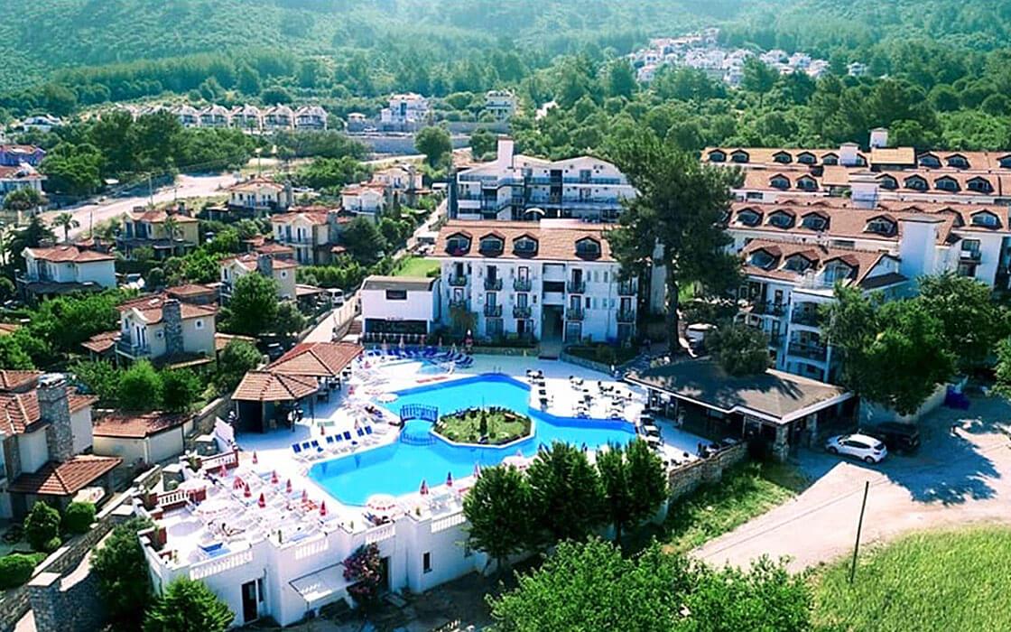 Sunshine Holiday Turcja Fethiye