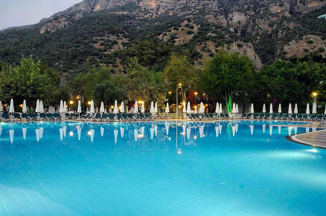 CLUB BELCEKIZ BEACH Turcja Fethiye