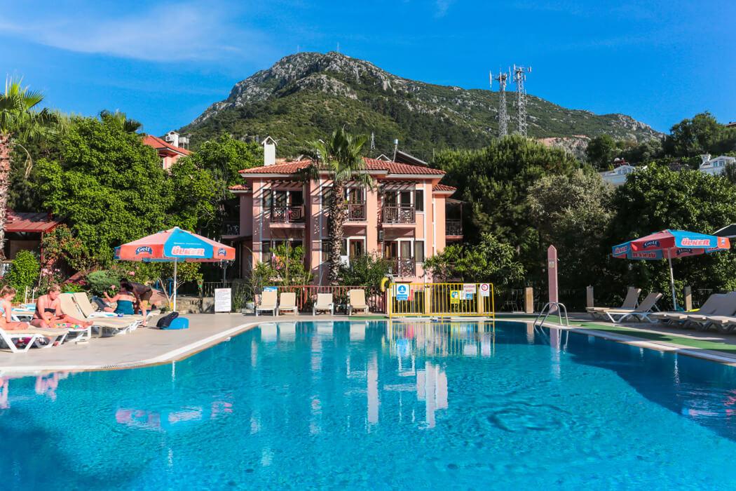 Pink Palace  Turcja Fethiye