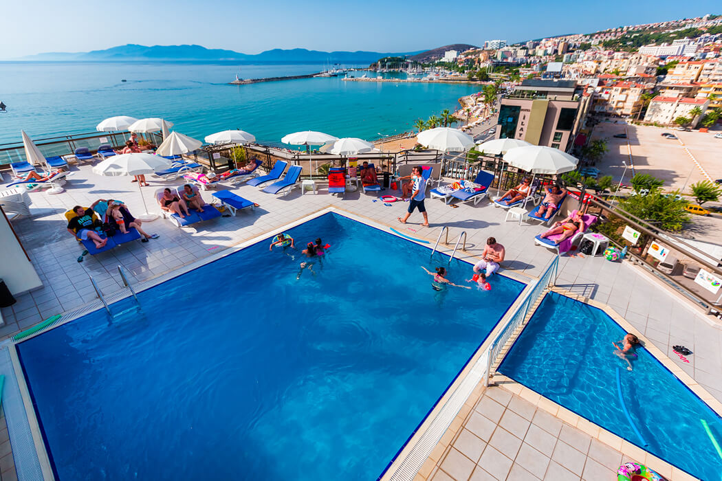 DERICI HOTEL Turcja Kusadasi