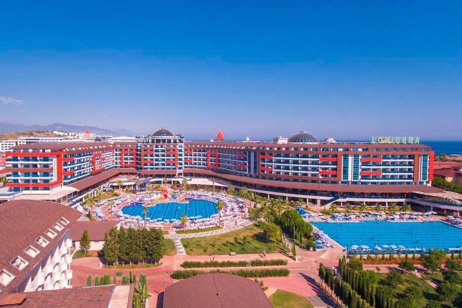 Lonicera Resort And Spa Alanya