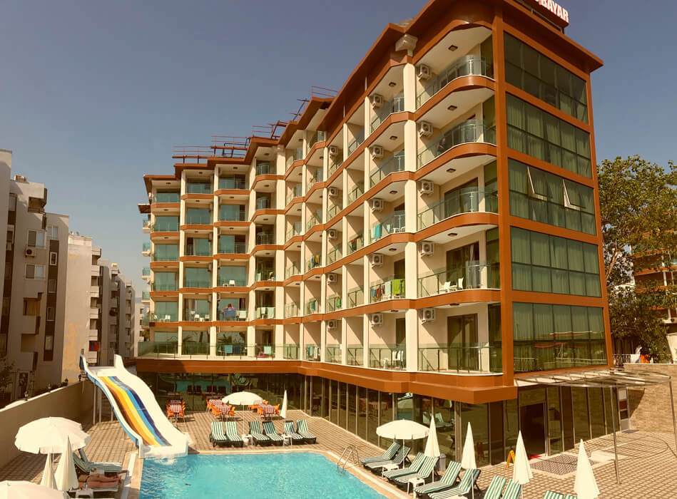 GRAND BAYAR BEACH HOTEL (EX. TURKMEN HOTEL)