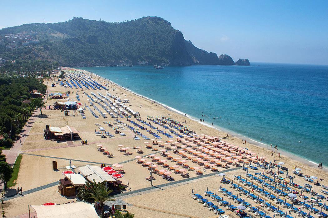 Hotels Kleopatra Strand