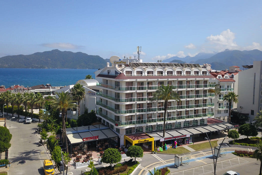 CIHANTURK HOTEL MARMARIS Turcja Marmaris