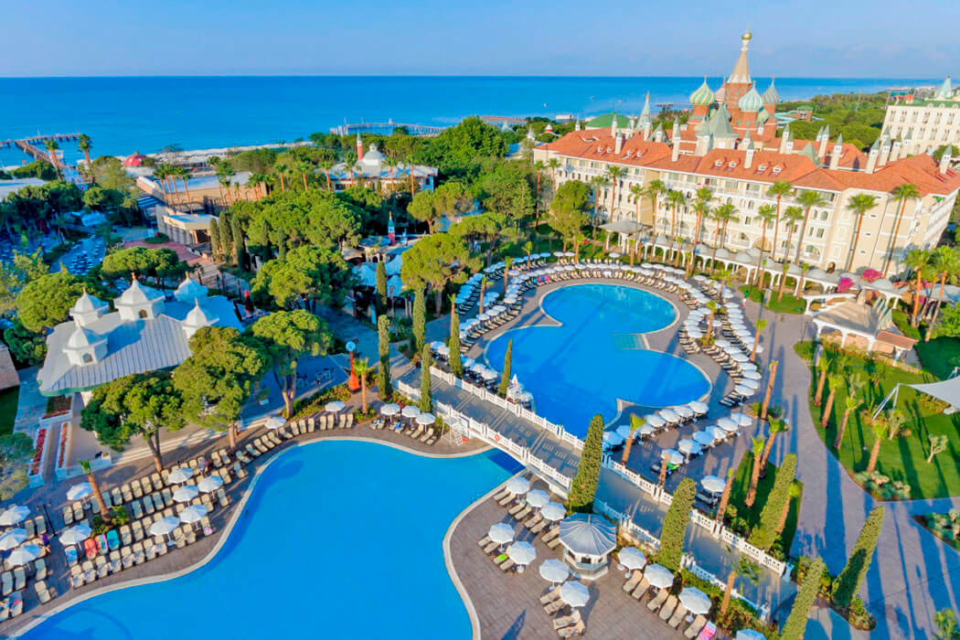 SWANDOR HOTELS RESORT TOPKAPI PALACE