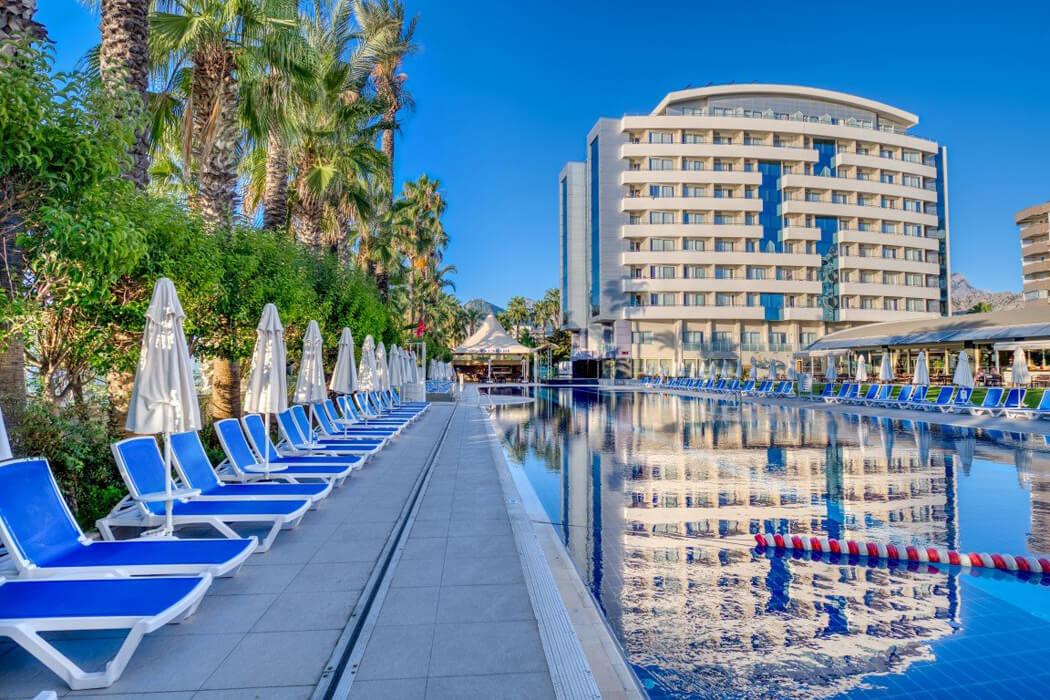 Porto Bello  Resort Turcja Antalya