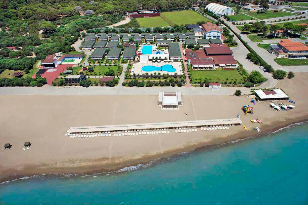 Armas belek opis belek turcja for Hotel pistolas