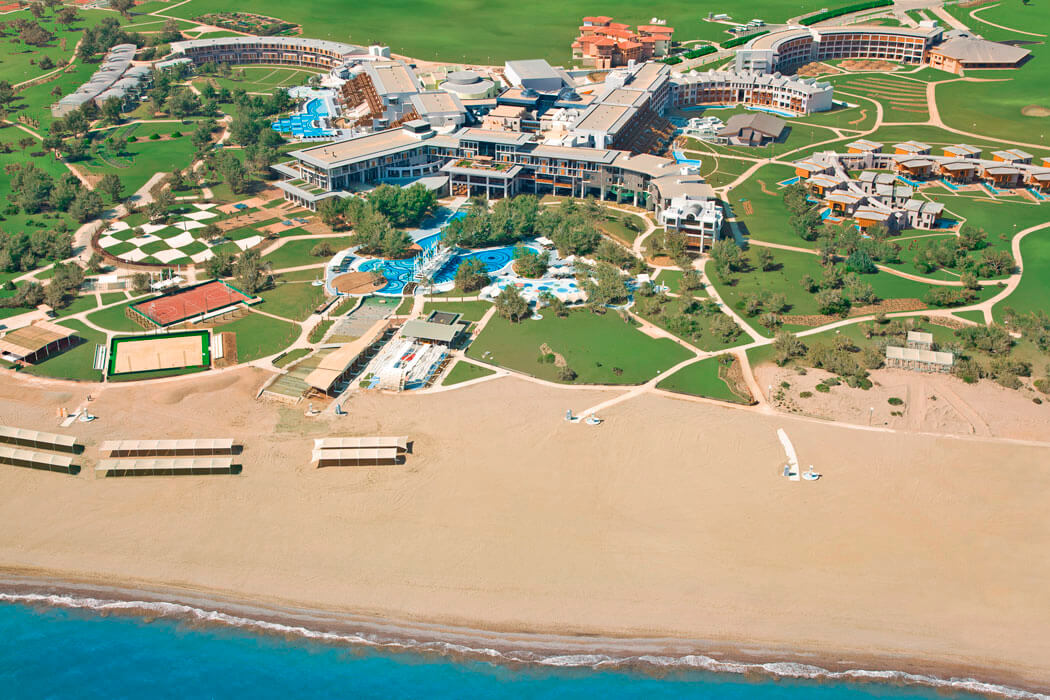 LYKIA WORLD LINKS GOLF HOTEL