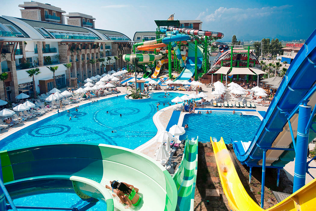 Crystal Waterworld Turcja Belek