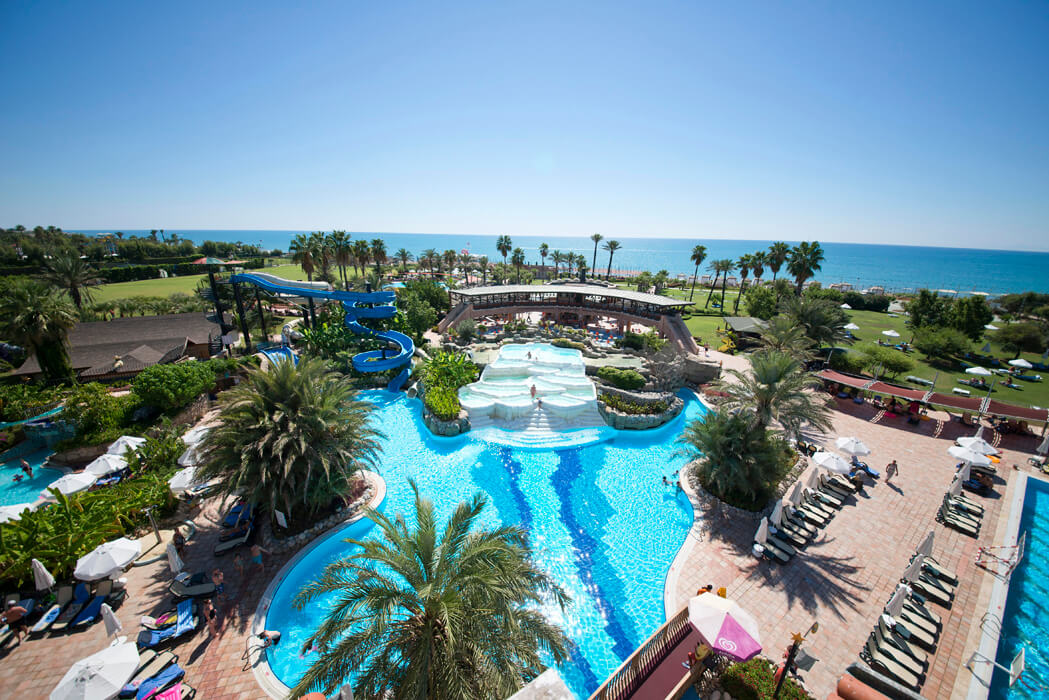 LIMAK ARCADIA GOLF & SPORT HOTEL RESORT