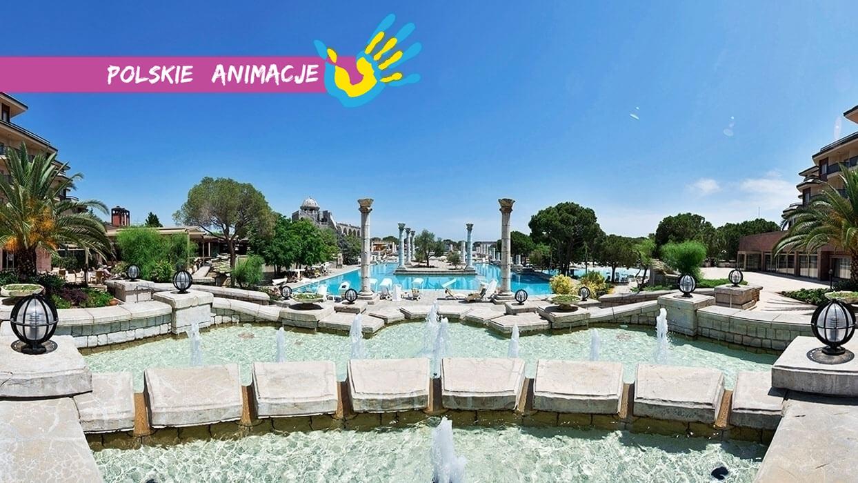 Xanadu Resort Turcja Belek