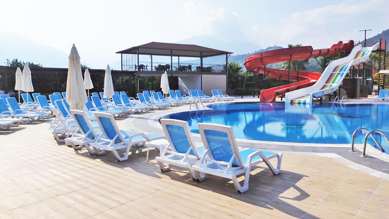 SEKER RESORT HOTEL Turcja Kemer