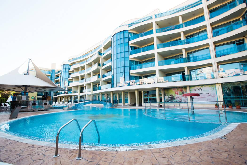 Hotel Marina Holiday Club - budynek główny