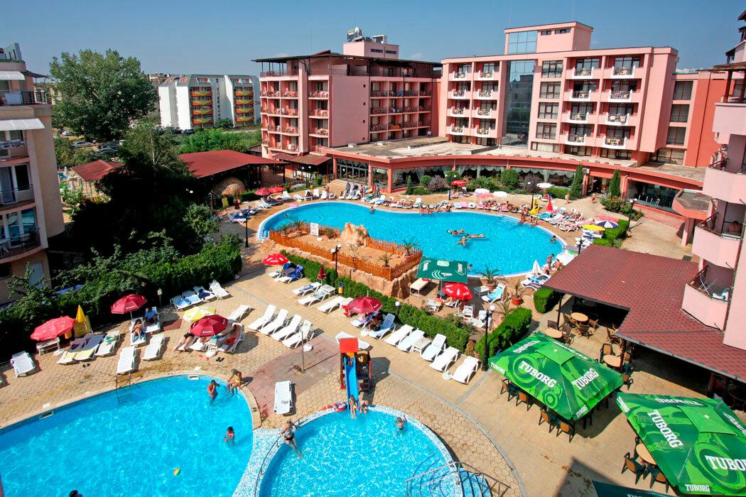 Izola Paradise Bułgaria Burgas
