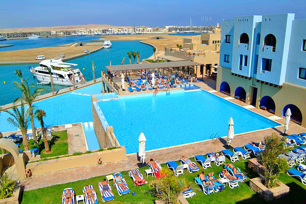 MARINA LODGE AT PORT GHALIB