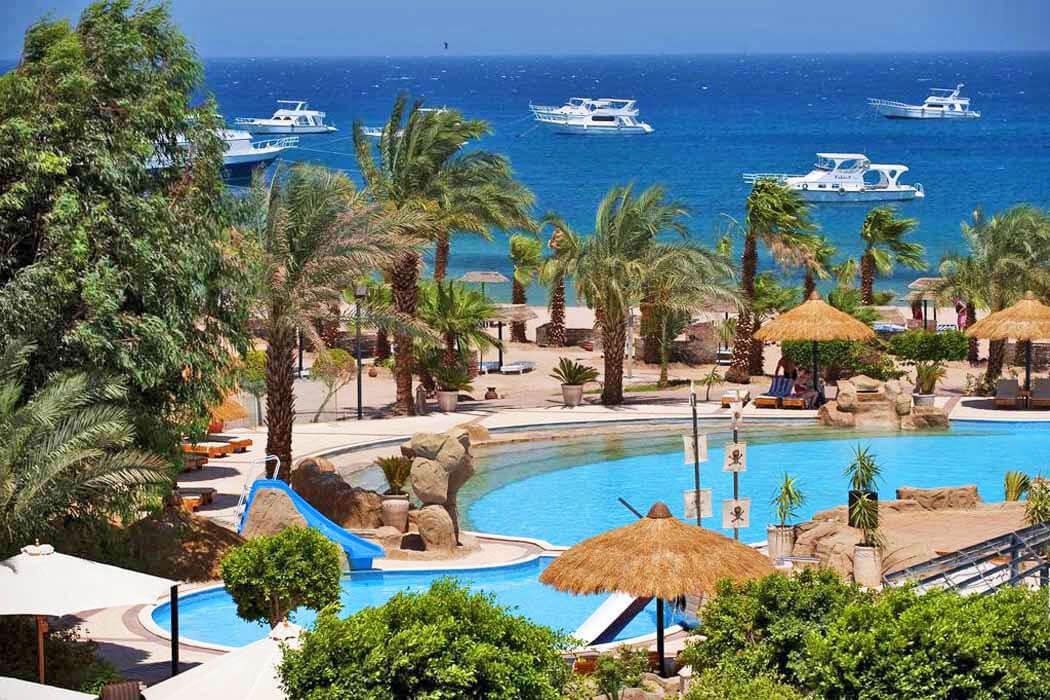 Lotus Bay Beach Egipt Hurghada