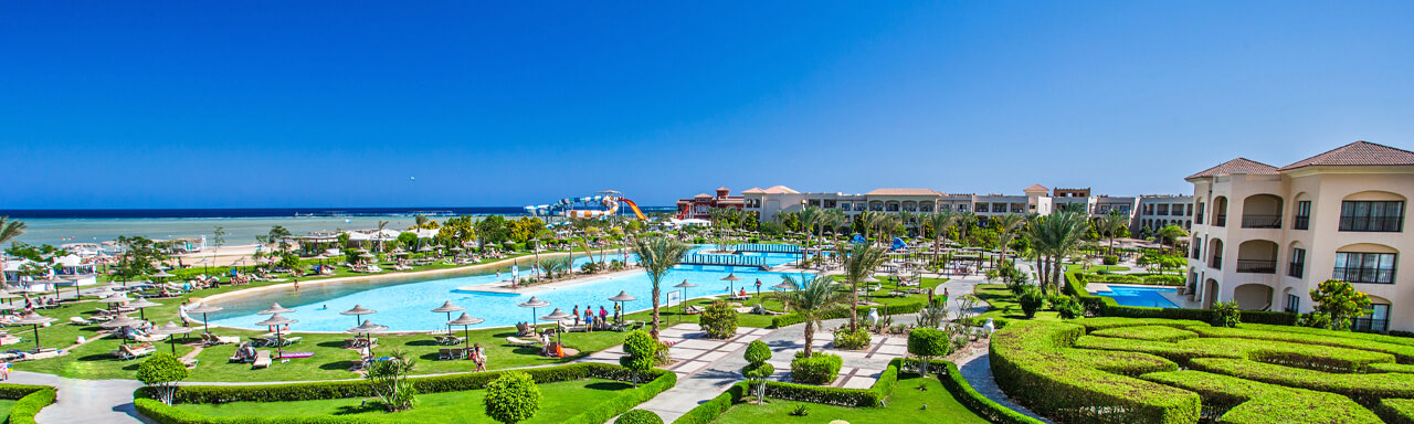 Hotel Jaz Aquamarine Resort - zdjęcie główne hotelu