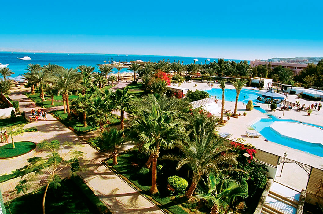 REGINA SWISS INN RESORT HURGHADA