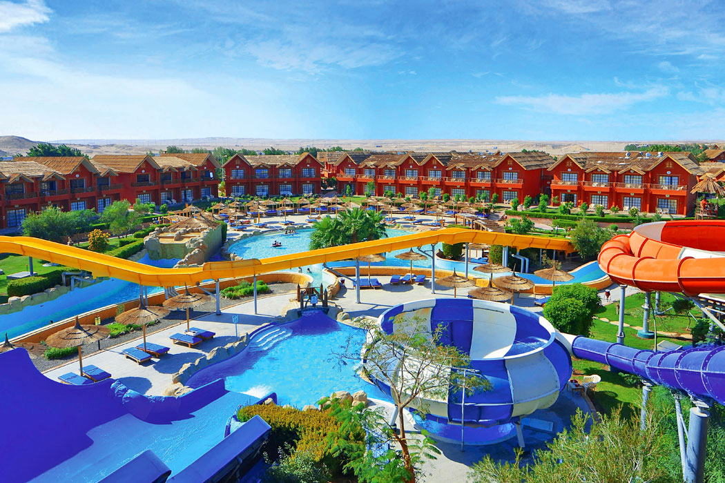 Albatros Jungle Aqua Egipt Hurghada