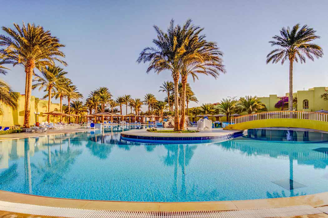 PALM BEACH RESORT HURGHADA & SPA