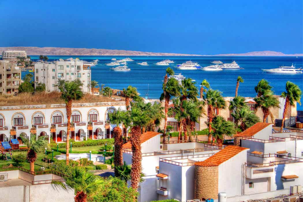 MARLIN INN AZUR RESORT Egipt Hurghada