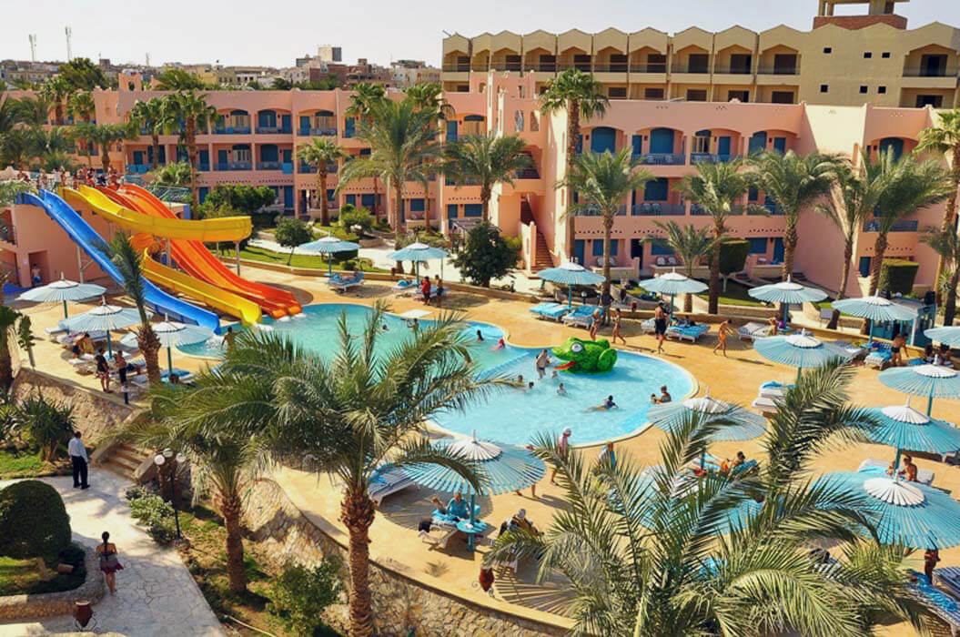 Le Pacha Resort Egipt Hurghada