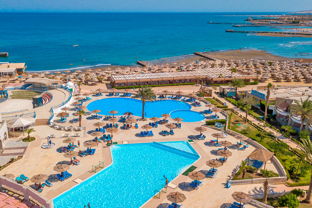 ALADDIN BEACH RESORT Egipt Hurghada