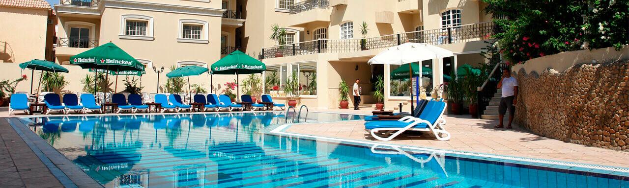 Elysee Hurghada Hotel - zdjęcie główne hotelu