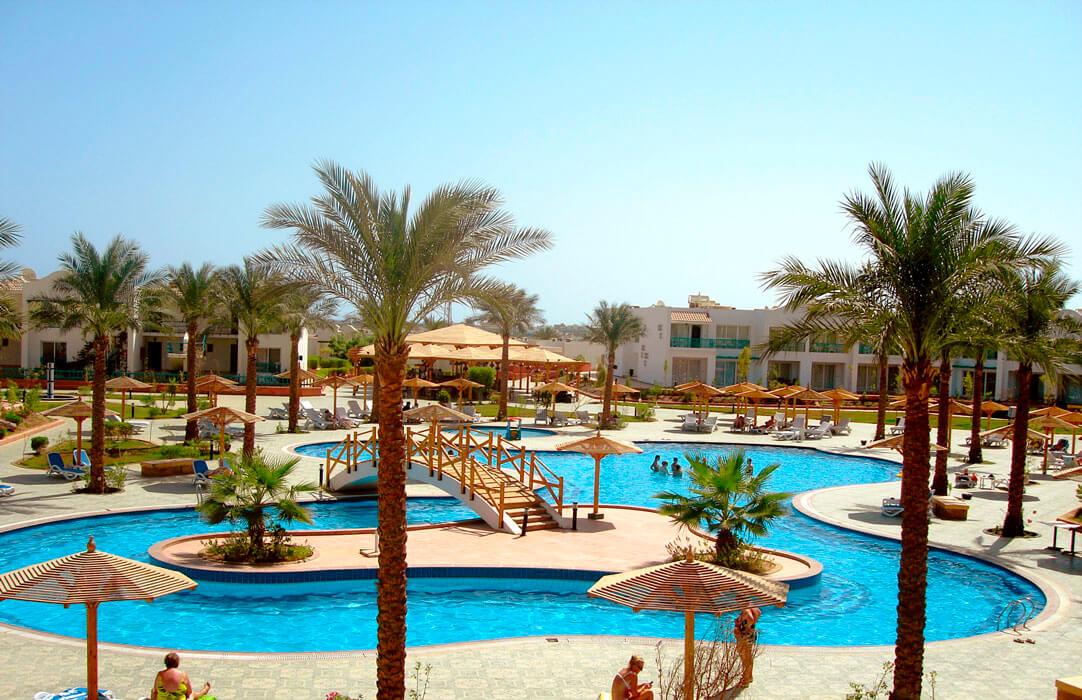 PANORAMA NAAMA HEIGHTS AQUA PARK RESORT Egipt Sharm El Sheikh