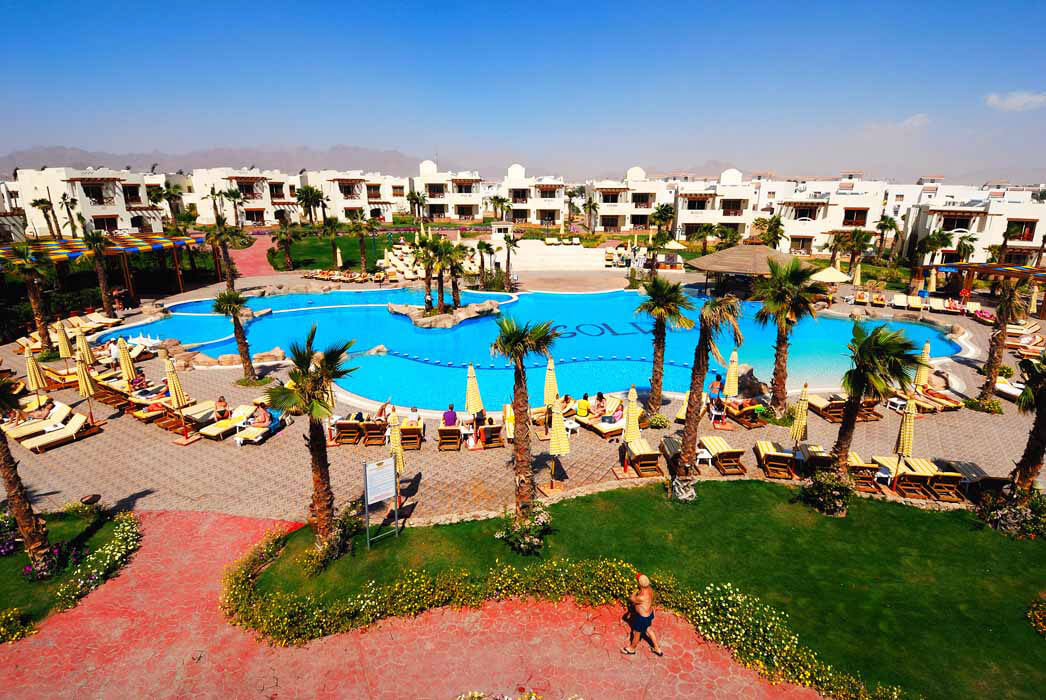 GOLDEN SHARM HOTEL