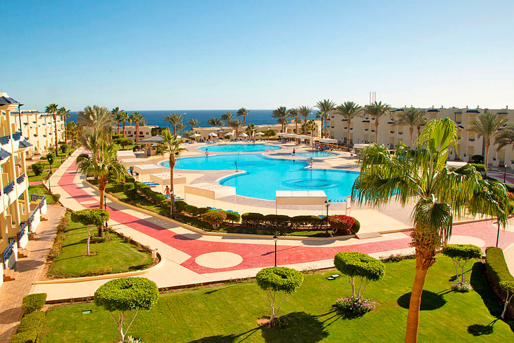 GRAND OASIS RESORT Egipt Sharm El Sheikh