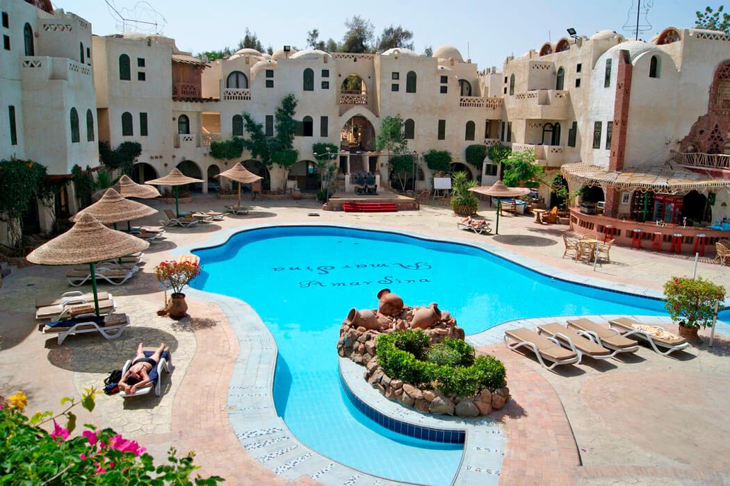 AMAR SINA HOTEL Egipt Sharm El Sheikh