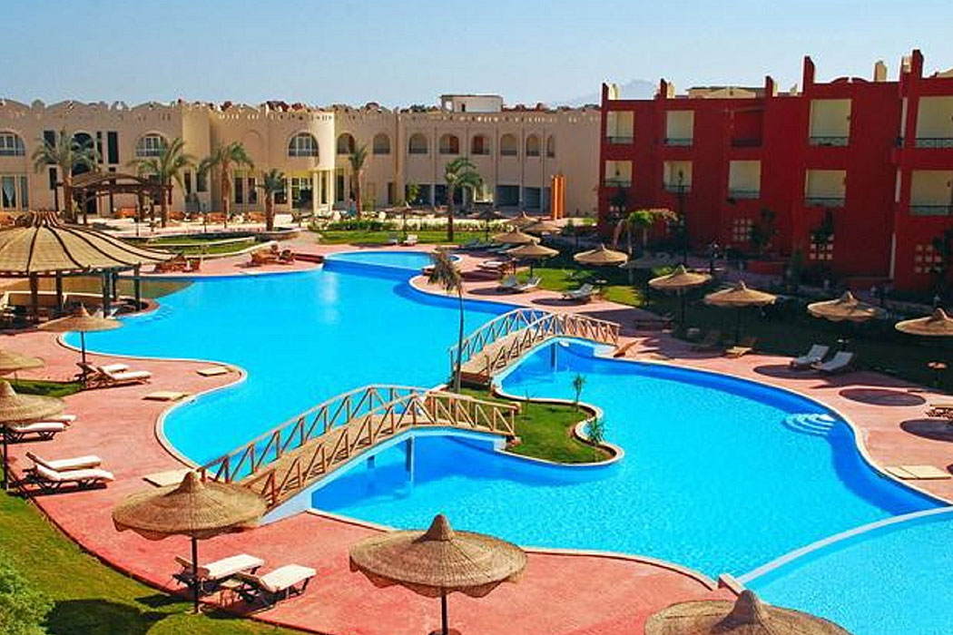 Aqua  Resort Egipt Sharm El Sheikh