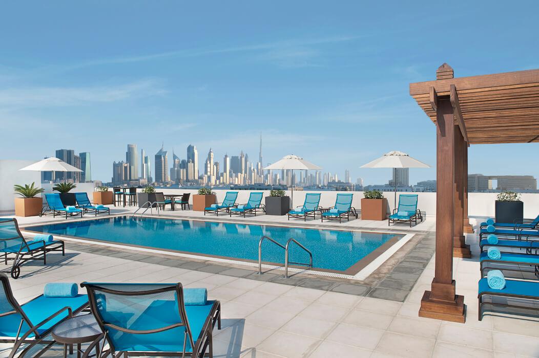 HILTON GARDEN INN DUBAI AL MINA Zjednoczone Emiraty Arabskie Dubai