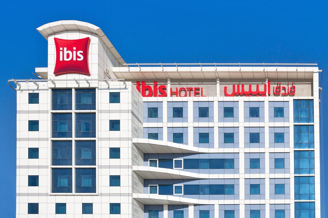 Ibis Al Barsha Zjednoczone Emiraty Arabskie Dubai