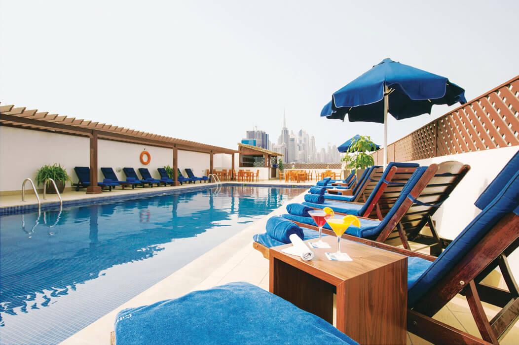 CITYMAX HOTELS AL BARSHA
