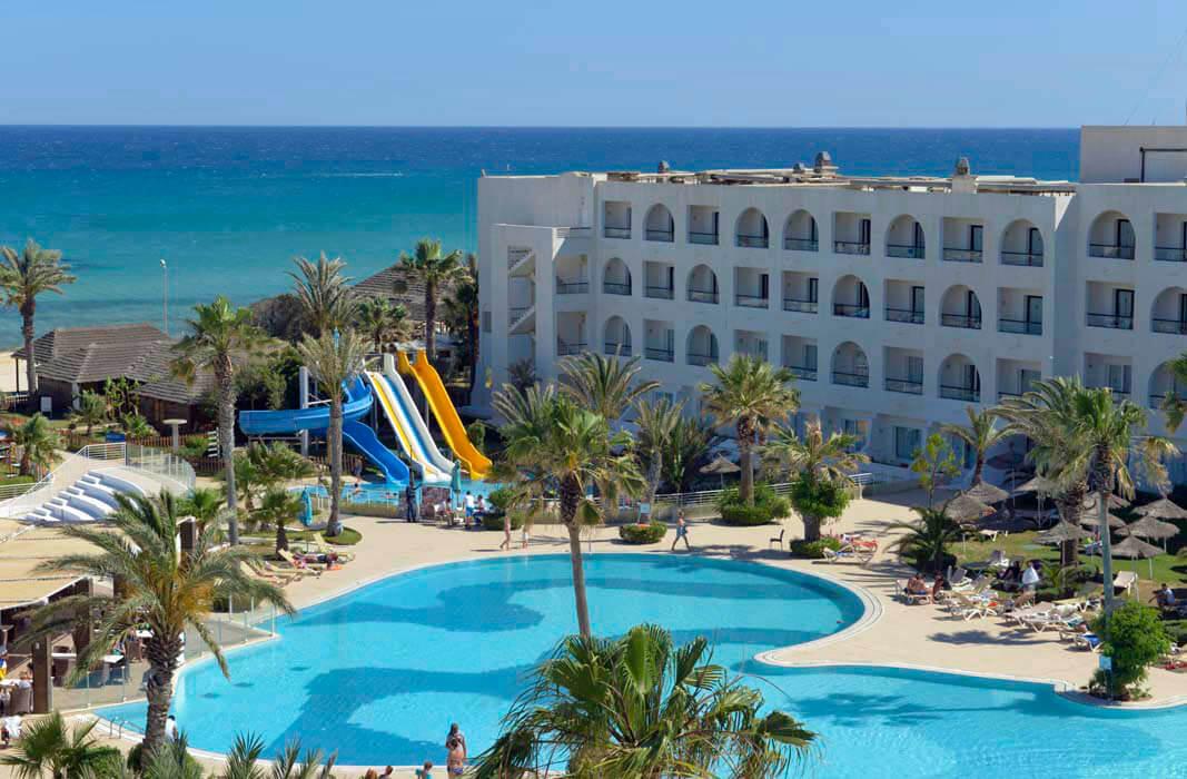 Vincci Nozha Beach Tunezja Hammamet