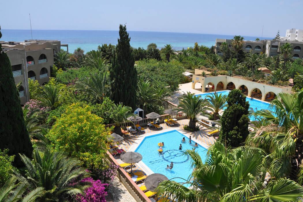 Mediterranee Tunezja Hammamet