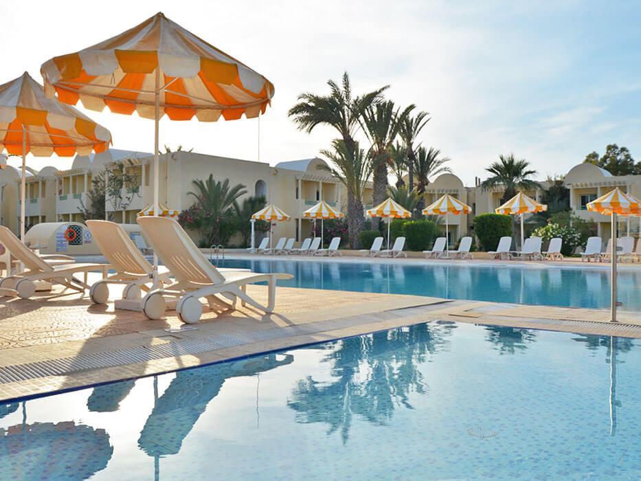 Venice Beach Tunezja Djerba