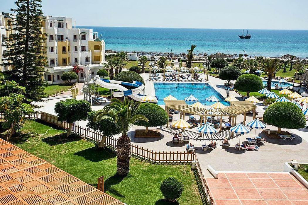 Thapsus Beach Resort Tunezja Mahdia
