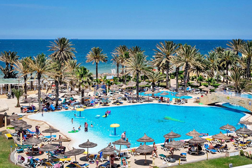 Houda Golf &Amp; Tunezja Monastir