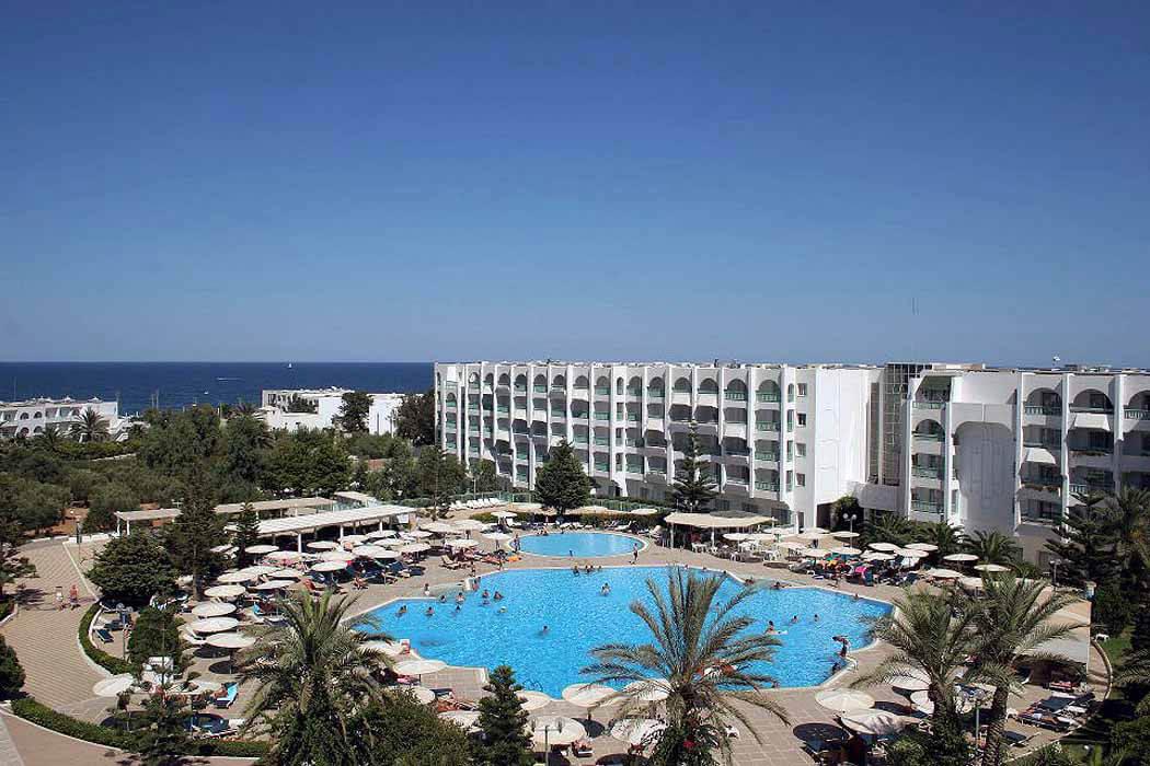El Mouradi Palace Tunezja Sousse