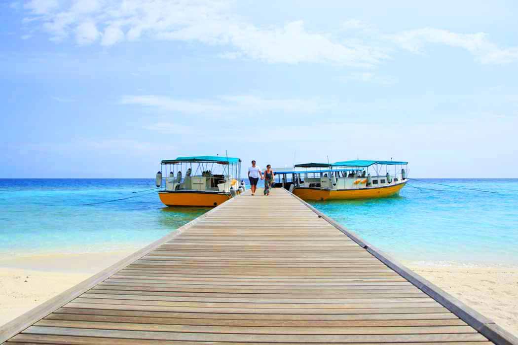 Embudu Village Malediwy South Male Atoll