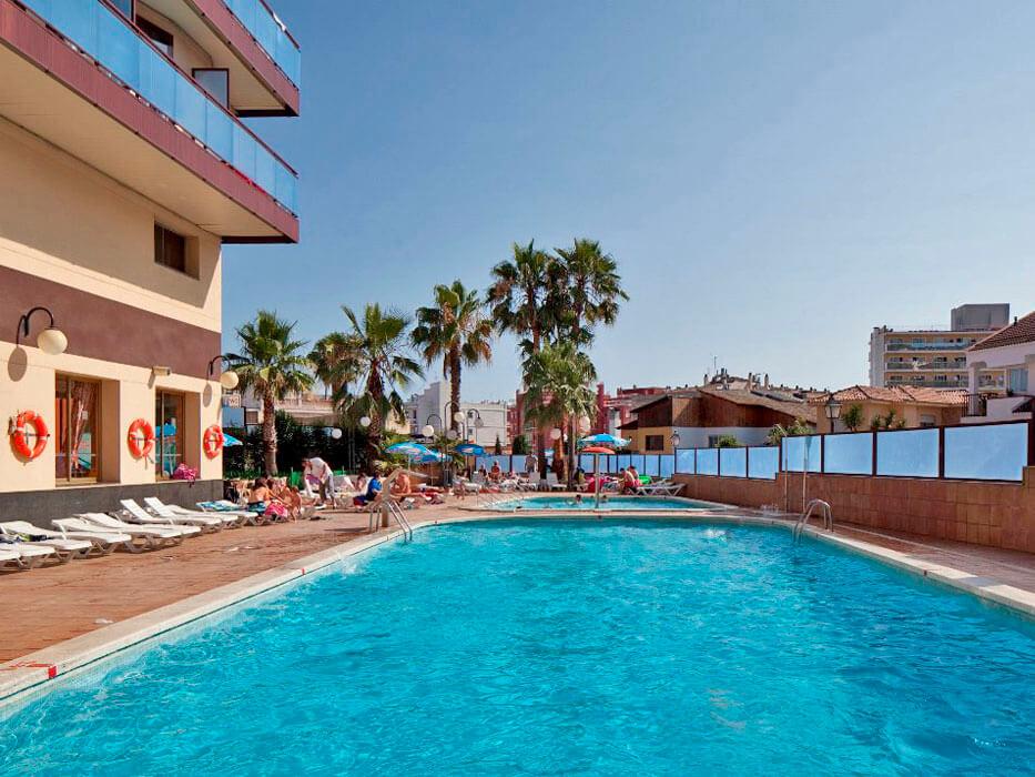 H.TOP CALELLA PALACE FAMILY & SPA Hiszpania Costa Barcelona