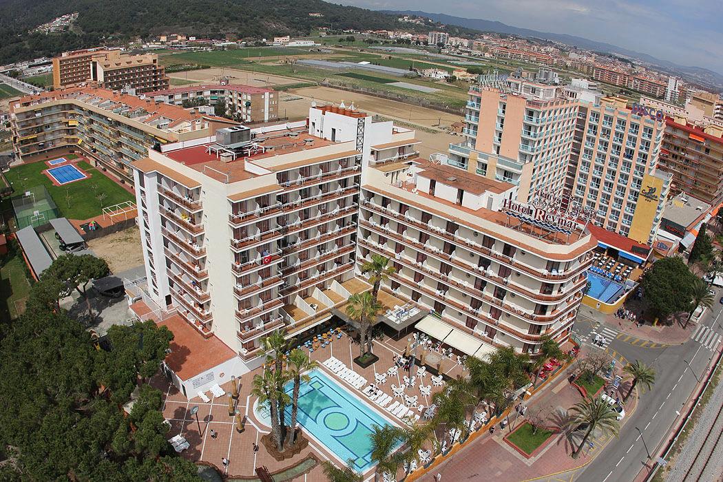 Reymar Hiszpania Costa Barcelona