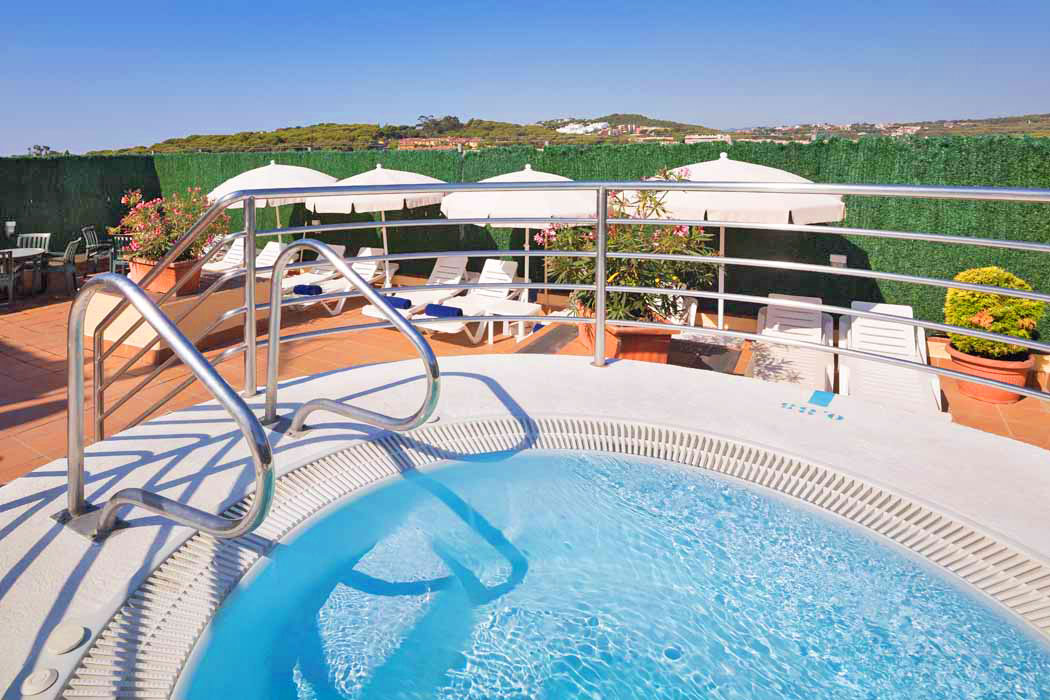 H Top Royal Beach Hotel Opis Costa Brava Hiszpania
