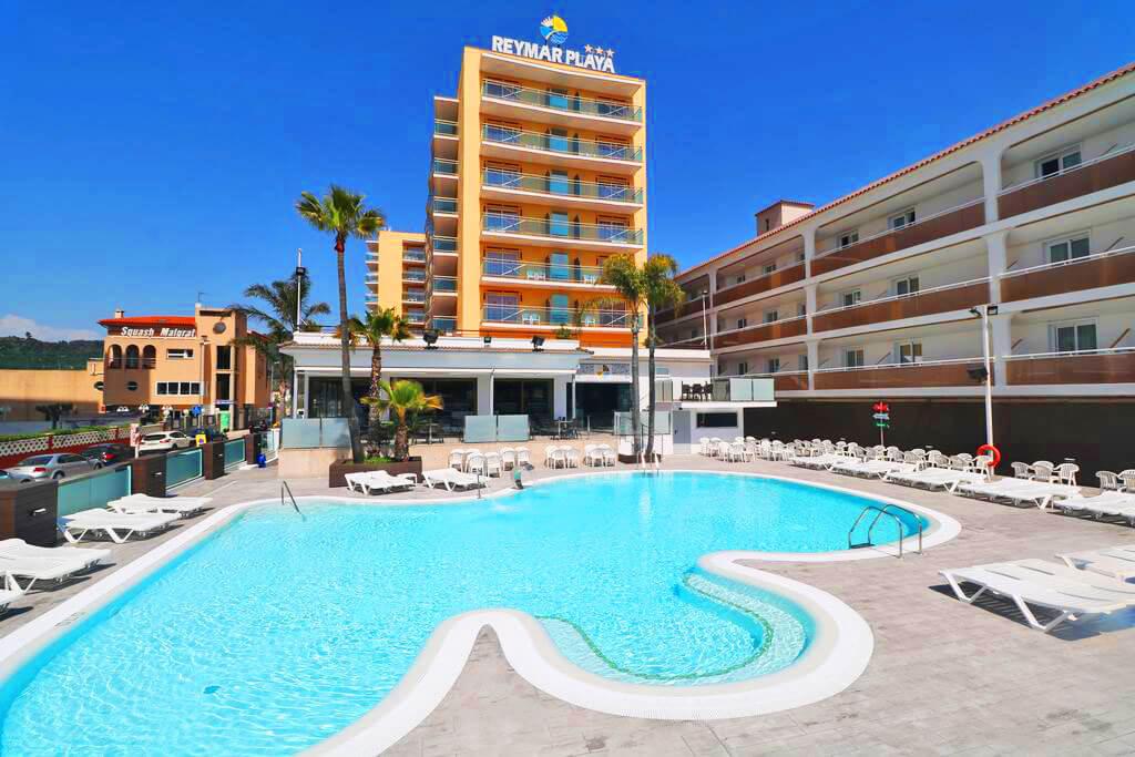 Reymar Playa Hiszpania Costa Barcelona